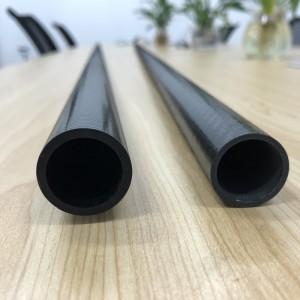 Rolka Owinięty Carbon Fiber Tube