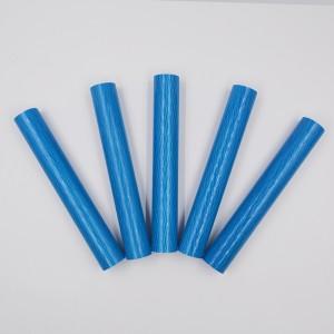 fiberglass pullbraided  tube