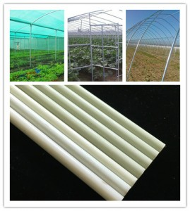 Fiberglass Plant Stakes For Garden Tree Tomato Supporting Fence Post