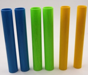 Pullbraided Fiberglass/Carbon Fiber Tubes