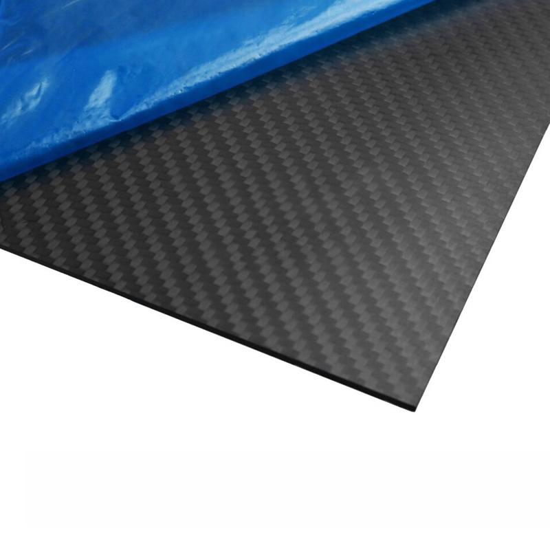 400mm x 500mm x1.5 mm Carbon Fiber Sheet