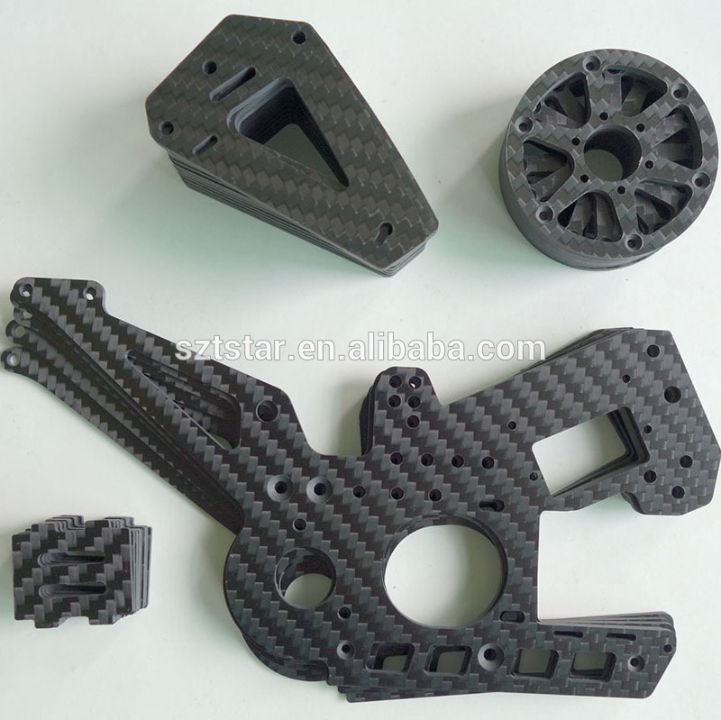 Mold Pressing Carbon Fiber for Agriculture Sprayer Drone Arm