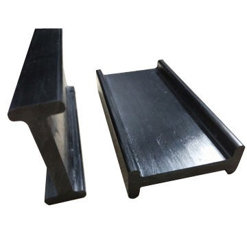 Very good quality ultralight pultrusion pure carbon fiber H I beam shape for construction