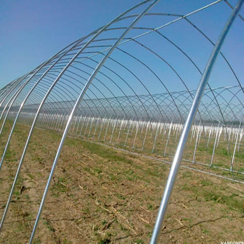 High strength greenhouse tent / planting fruit tree  stake support fiberglass rod / stick / pole