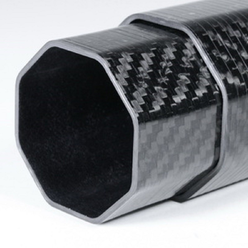 High strengthness Carbon fiber Hexagon Tube Octagonal tube