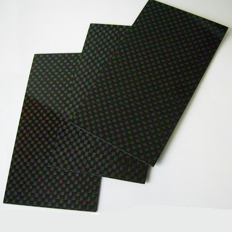 20mm thickness carbon fiber sheet used for high speed textile machine