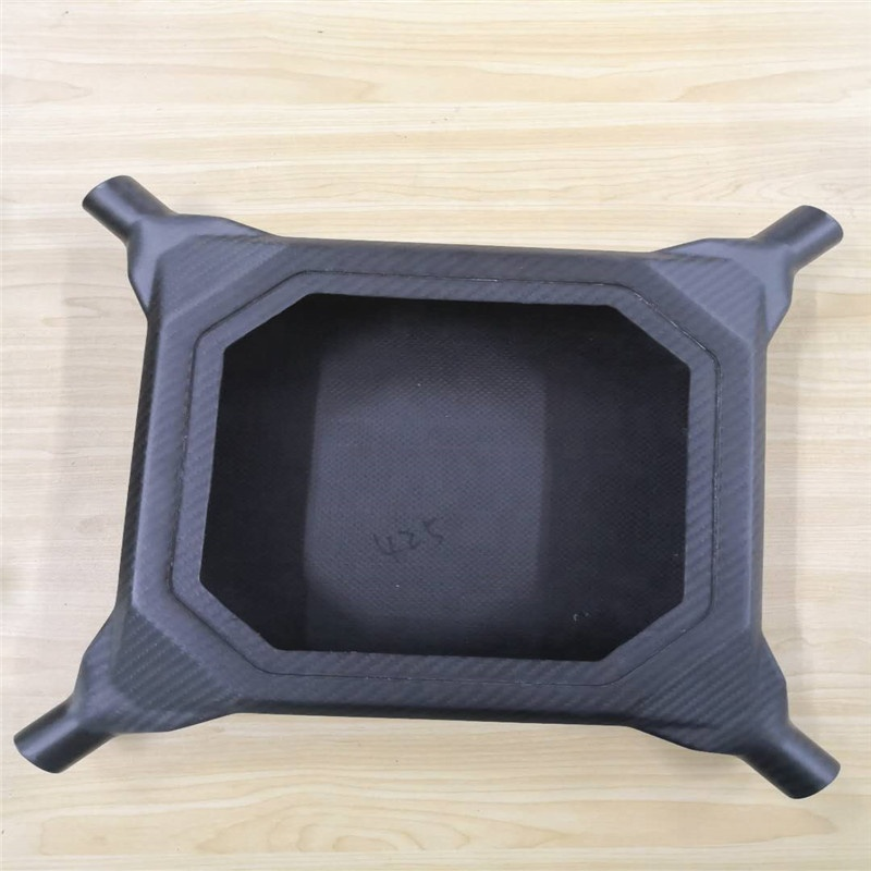 China wholesale ODM/OEM Unmanned Air Vehicle wings ,Molding prepreg carbon fiber UAV wing Drone