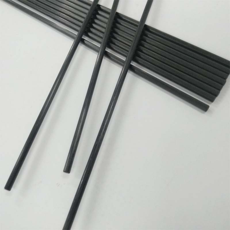 pultrusion 3K Surface Custom Size Carbon Fiber Rod