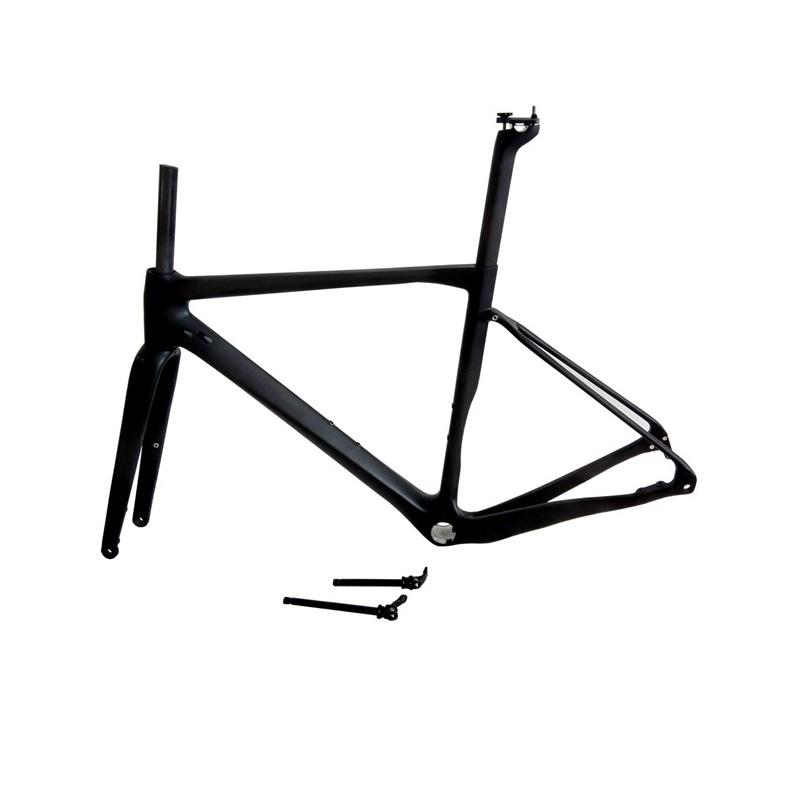 Custom Molded Carbon Tube Road Bike Frame For Sale
