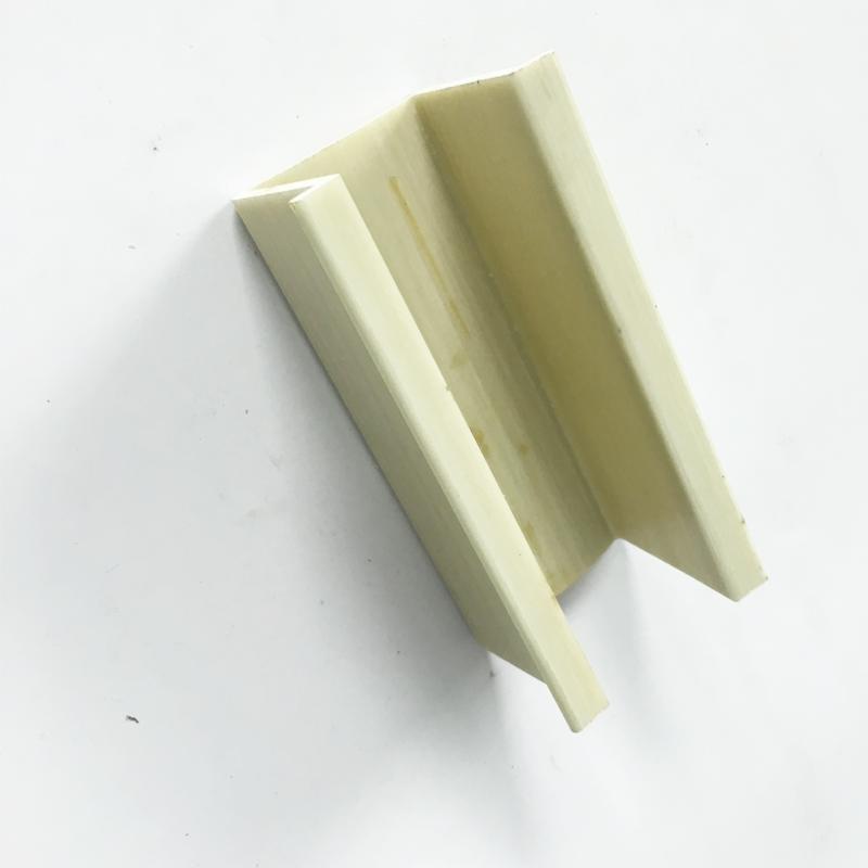 ODM/OEM U /custom shapes fiberglass profile,U shape FRP glass fiber profile