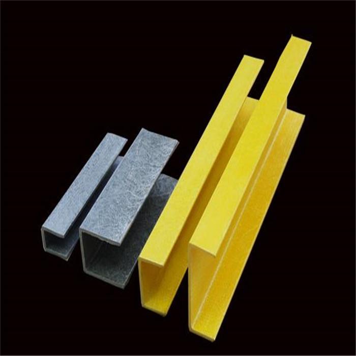 Reinforced Fiberglass Pultrusion Profiles