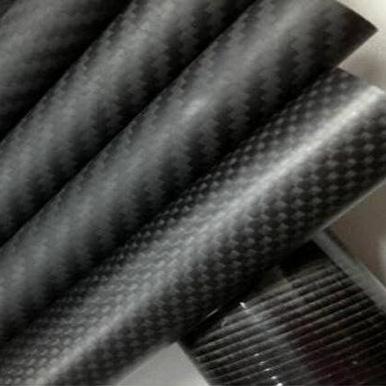 High strengthness 3K twill plain carbon fiber pipe diameter 8mm 18mm 25mm 30mm 45mm 110mm 150mm