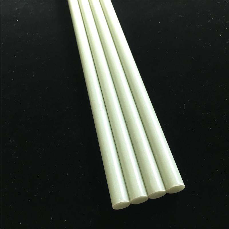 Glasshouse holder, strong epoxy fiberglass pole/rod