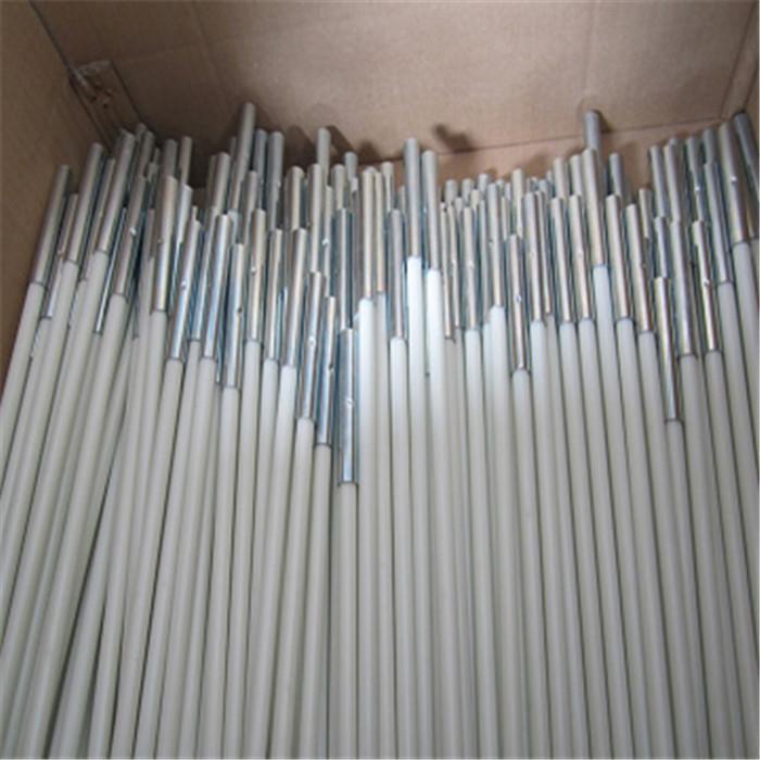 Good Toughness GFRP tent pole/fiberglass tube /glassfiber pipe manufacturer