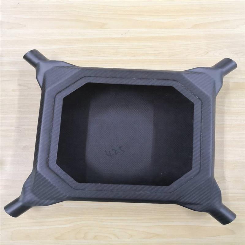 2018 Mechanical strength carbon fiber reinforced plastics products profile