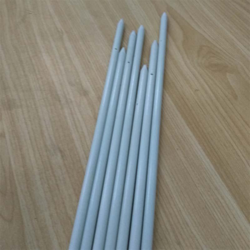 8MM Planting support fiberglass rod,FRP/GRP Sharpening glass fiber rod