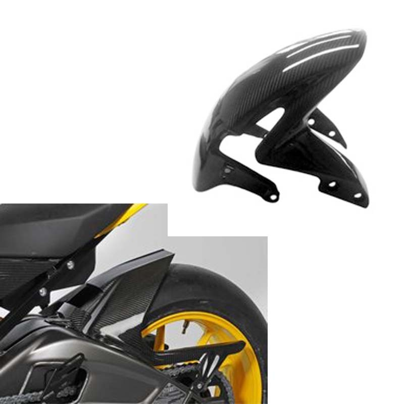 Custom Motorcycle Carbon Body Parts In Japanese Carbon Material