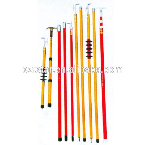 tool handles fiberglass tube/GFRP tool handles /Hand tools glassfiber parts