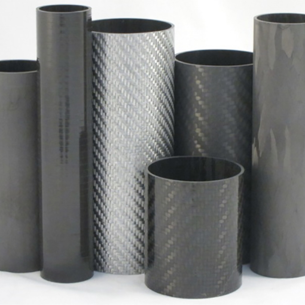 High strength carbon fiber oval tube wholesale carbon fiber pipe