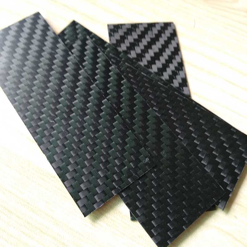 100% 3K Carbon Fiber Panel thickness from 0.3mm to 20mm made by CNC