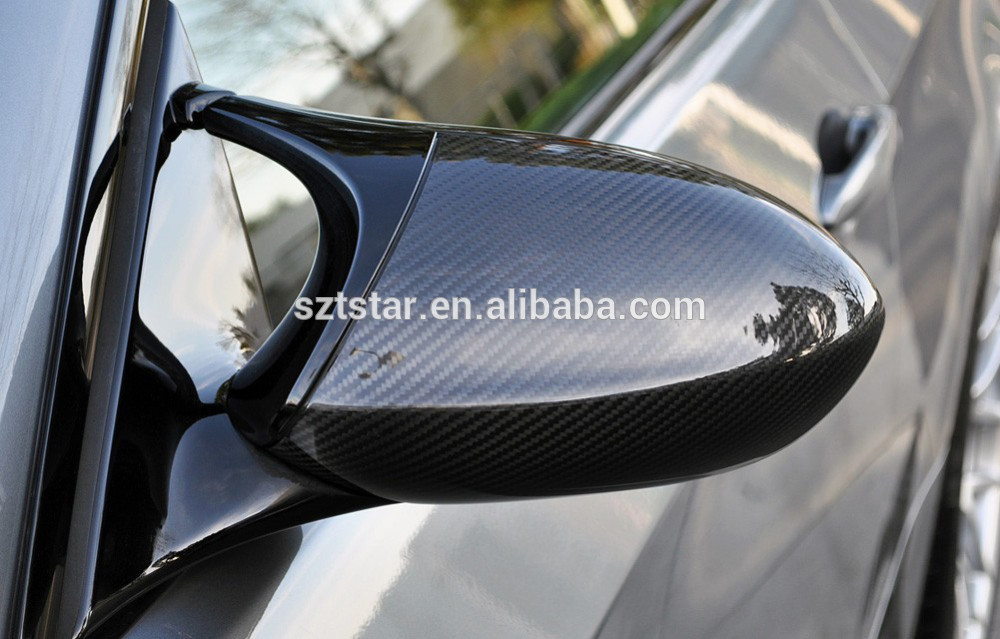 3K Twill Surface Carbon Fiber Auto Parts Carbon Car Accessories OEM Carbon Fiber Car Parts