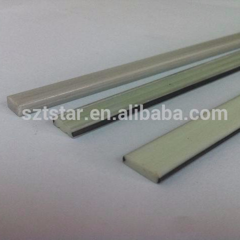 corrosion resistant glassfiber and carbon fiber mixed flat bar /gfrp/crp