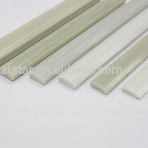 manufacturer producing glass fiber flat bars,board,fiber glass solid rod,frp production