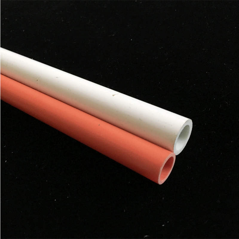 Hollow fiberglass tube/pole, custom size fiberglass round tube