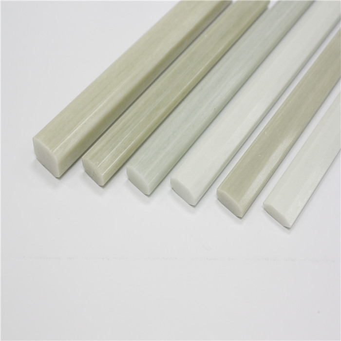 Pultruded FRP Rods,Fiberglass Plagpole,Fence Post In Flat Bar