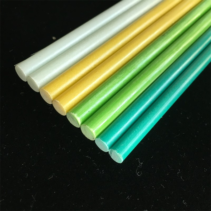 High strength planting support fiberglass Fruit nursery support rod in Agriculture