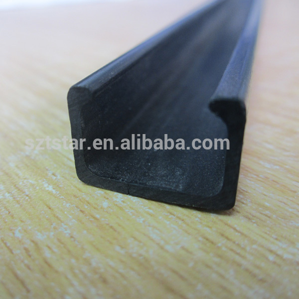 Corrosion resistance pultrusion full carbon fiber U channel shaped profile