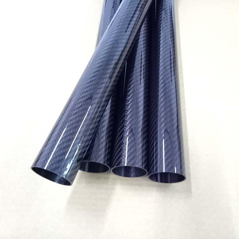 Carbon Fiber Tool Handles Tube / Pipe / Pole for High Reach Picker & Pruner
