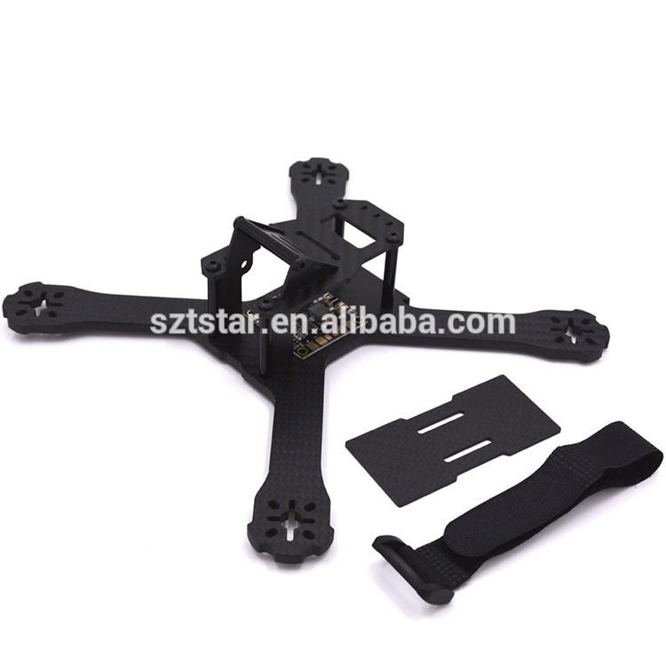 UAV Drone Parts Carbon Fiber CNC Cutting Parts with Custom Design
