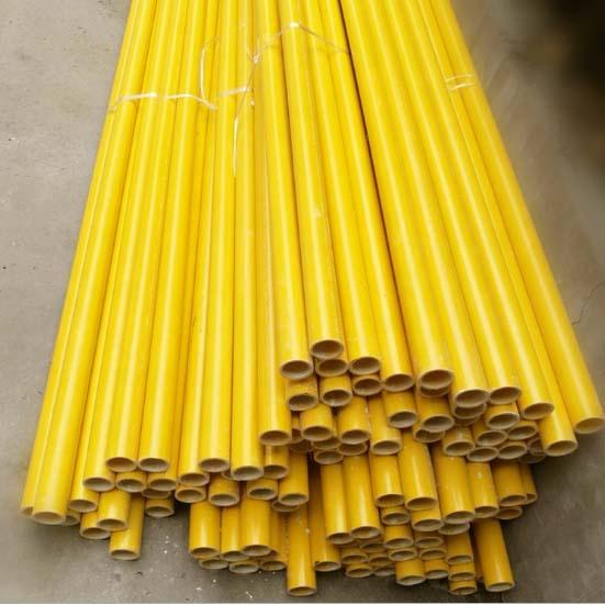 Light Weight & Strong Pole Saw, Pruner, Mop Fiberglass Tube,  FRP Pole