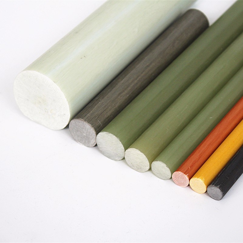 Low Price Pultruded FRP Tapered Rod 6mm 7mm 8mm 10mm