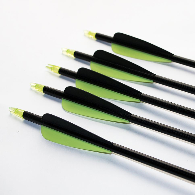 Outdoor Sports compound bow fiberglass arrow shafts