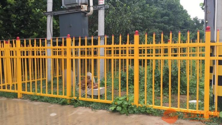 UV and corrosion resistant reinforced FRP fiberglass fence for  garden lawn Featured Image